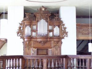 Hartmannorgel Stegelitz